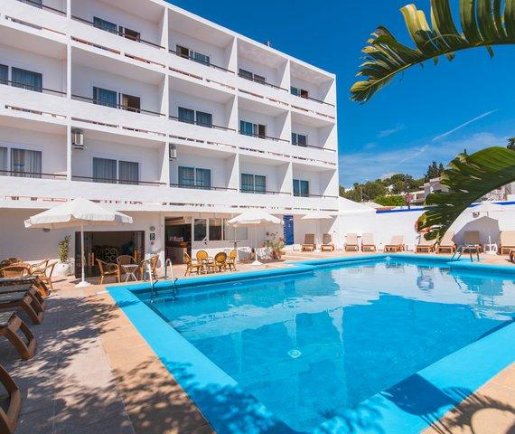 HOTEL AZULINE MEDITERRANEO | Ibiza