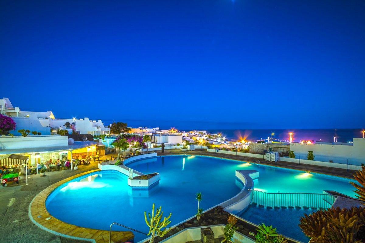HOTEL BELLEVUE AQUARIUS | Lanzarote
