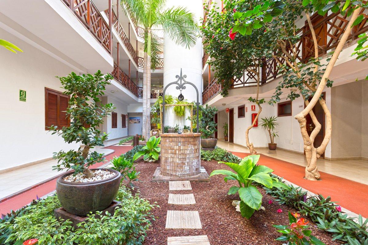 HOTEL GLOBALES TAMAIMO TROPICAL | Tenerife