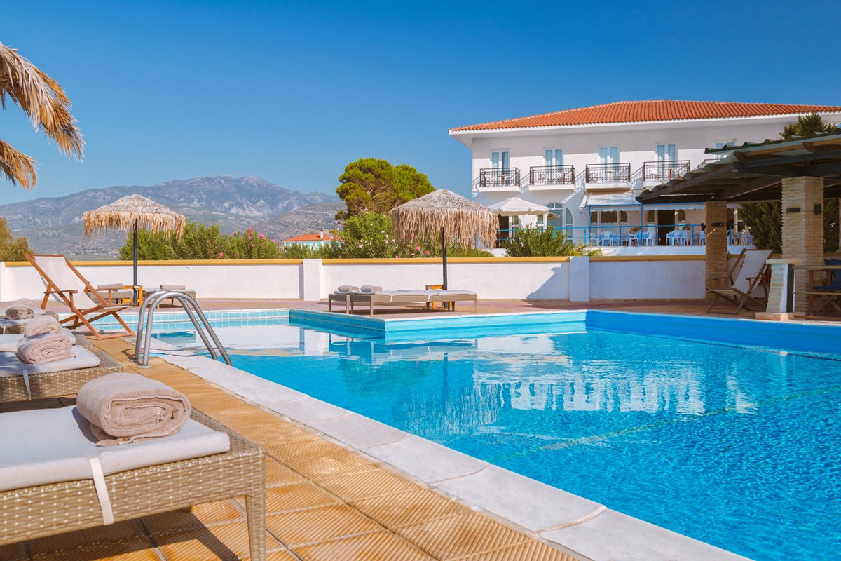 ONE HOTEL | Samos