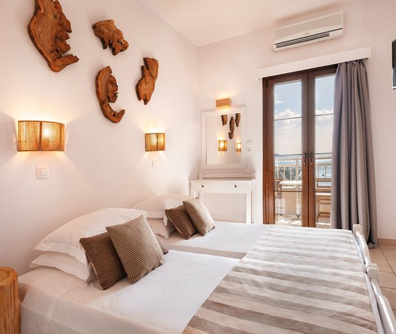 LITHOS HOTEL | Samos