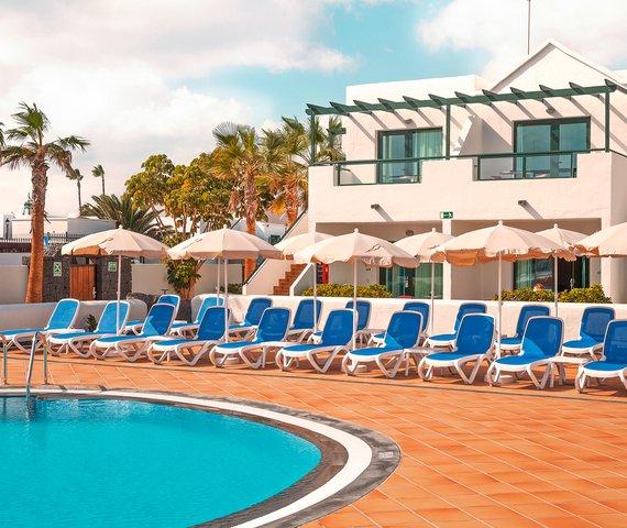 HOTEL POCILLOS PLAYA   Lanzarote