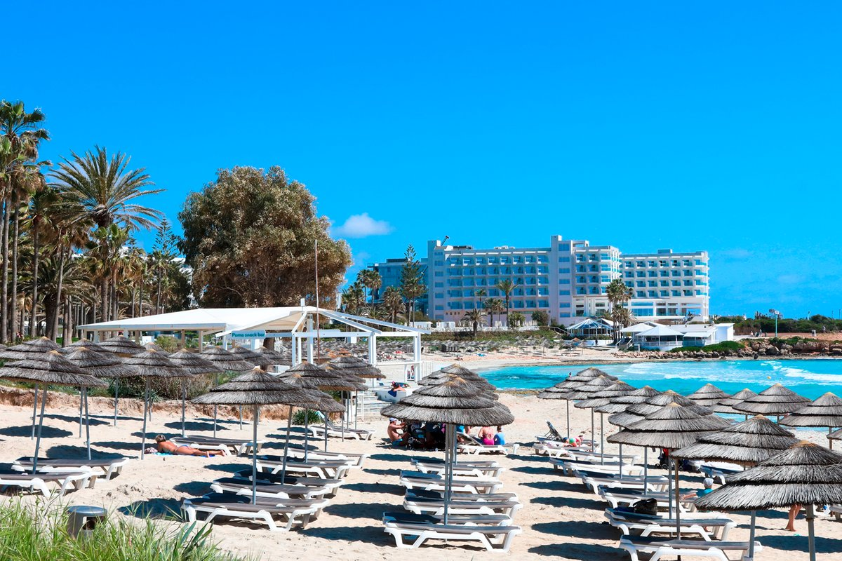 NISSIBLU BEACH RESORT | Ayia Napa