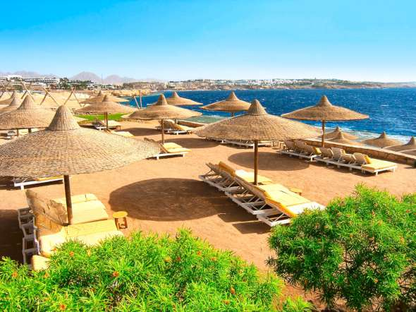 CORAL BEACH TIRAN RESORT | Sharm el Sheikh