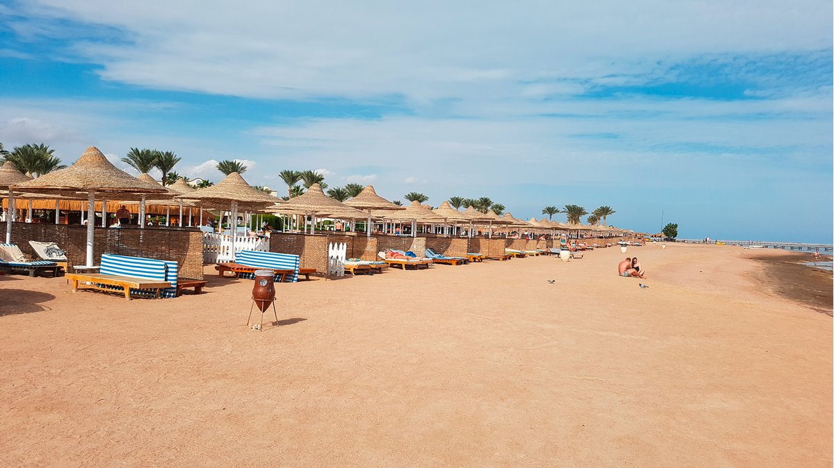 REGENCY PLAZA BEACH & AQUAPARK RESORT | Sharm el Sheikh