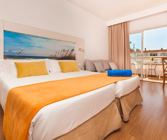 HOTEL GLOBALES PIONERO/SANTA PONSA PARK | Maiorca
