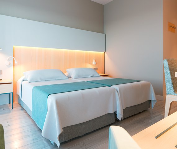 HOTEL UNIVERSAL CABO BLANCO | Maiorca