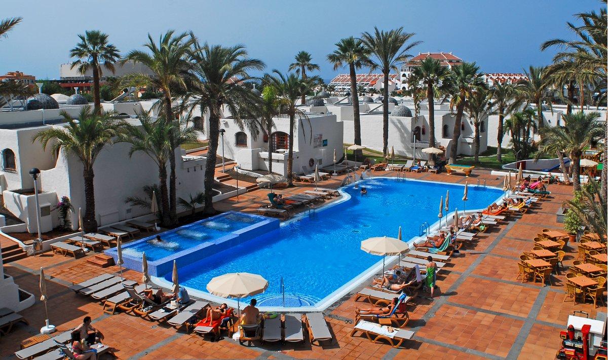 PARQUE CRISTOBAL TENERIFE HOTEL E APPARTAMENTI - PARQUE CRISTOBAL TENERIFE$HOTEL E APPARTAMENTI   Tenerife