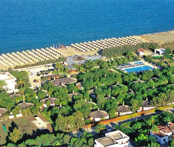 VILLAGGIO RESIDENCE AFRICAN BEACH HOTEL   Manfredonia