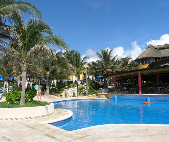THE REEF PLAYACAR BEACH RESORT | Playa del Carmen