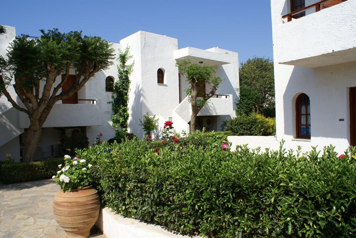 KYKNOS BEACH HOTEL & BUNGALOWS | Creta