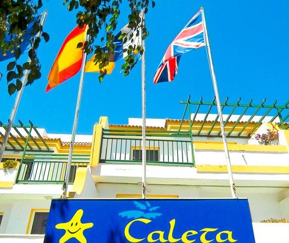 HOTEL E APPARTAMENTI CALETA GARDEN | Fuerteventura
