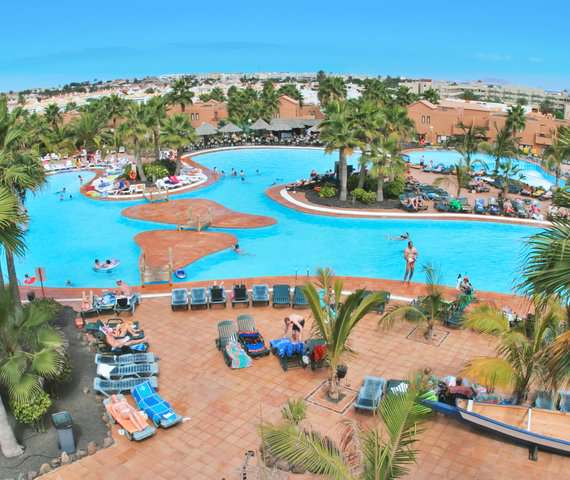 APARTHOTEL OASIS DUNAS | Fuerteventura
