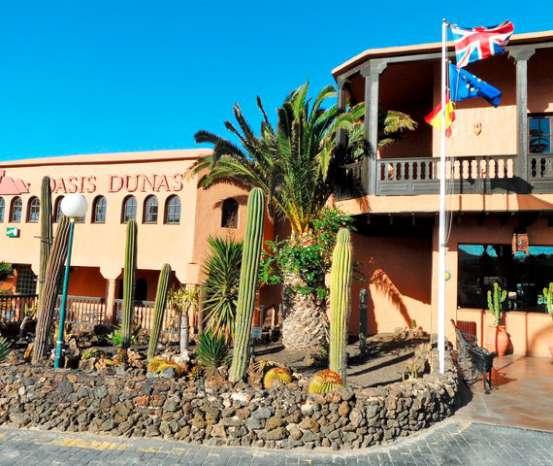 OASIS DUNAS HOTEL E APPARTAMENTI   Fuerteventura