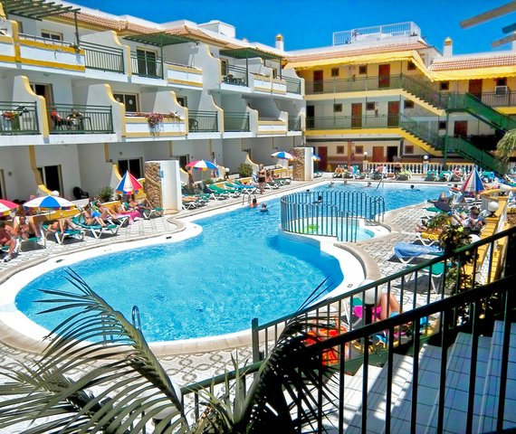 CALETA GARDEN APARTHOTEL  | Fuerteventura
