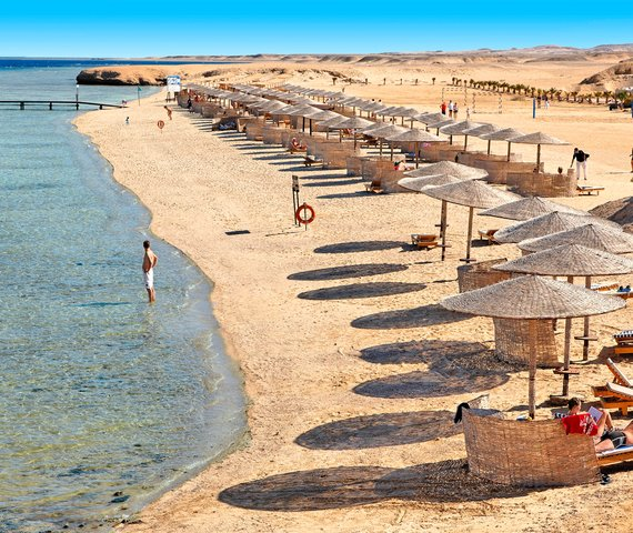 THREE CORNERS FAYROUZ PLAZA BEACH RESORT | Marsa Alam